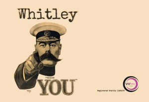 Whitley Needs You
