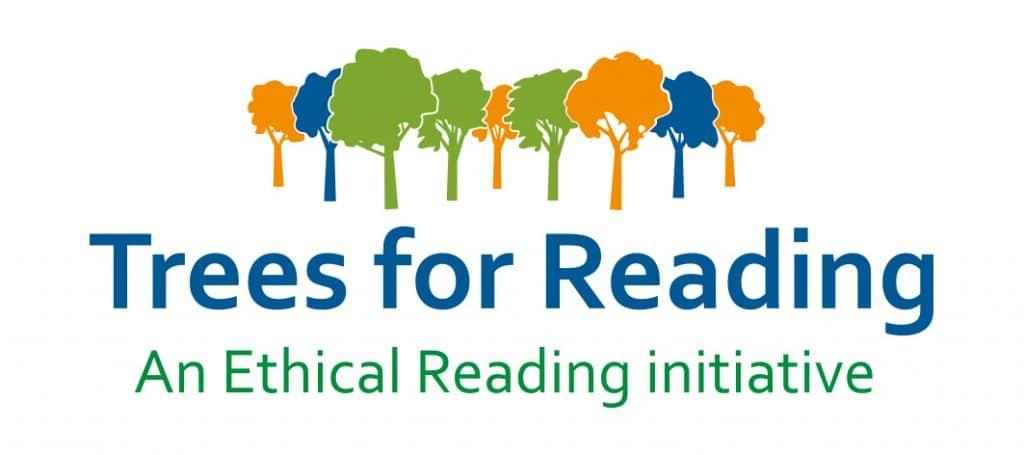 Trees for Reading logo