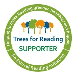 Trees for Reading supporter badge